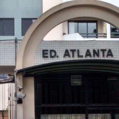 Edifício Atlanta Faixada 3