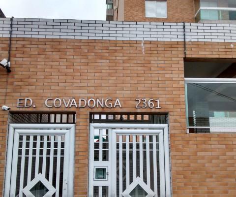 Edifício Covadonga Faixada 1